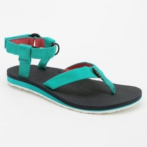 Teva Thong Ankle Strap Sandals